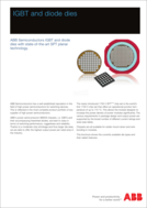 ABB IGBT and diode dies product brief