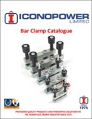 Power semiconductor bar clamp catalogue