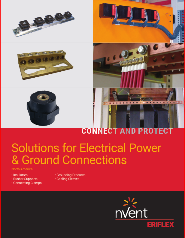 nVent solutions for electrical & ground connections