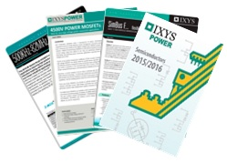 Ixys Catalogues