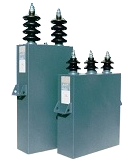 Medium voltage power factor correction capacitors.