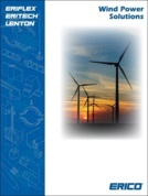 Erico wind power solutions catalogue