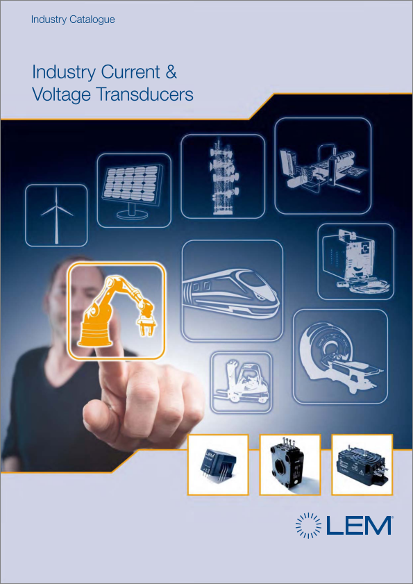 LEM industry current & voltage transducer catalogue